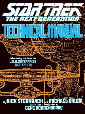 Image for Star Trek The Next Generation: Technical Manual