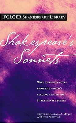 Image for Shakespeare's Sonnets (Folger Shakespeare Library)