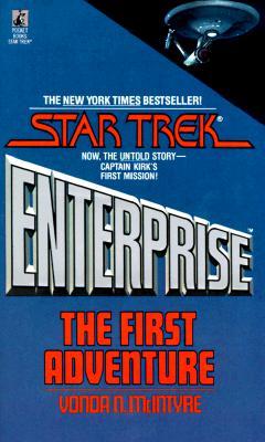Image for Enterprise: The First Adventure (Star Trek)