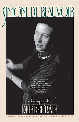 Image for Simone de Beauvoir: A Biography