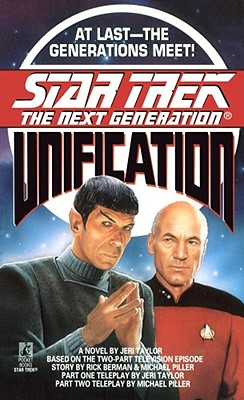 Image for Unification (Star Trek The Next Generation)