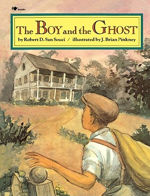 The Boy and the Ghost, San Souci, Robert D.