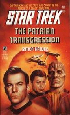 Image for The Patrian Transgression (Star Trek, Book 69)