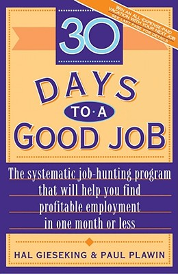 Image for 30 Days to a Good Job