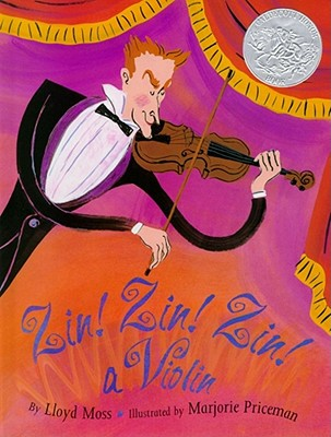 Image for ZIN! ZIN! ZIN! A VIOLIN