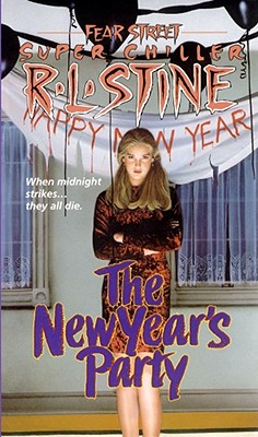 "Image for ""The New Year's Party (Fear Street Super Chillers, No. 9)"""