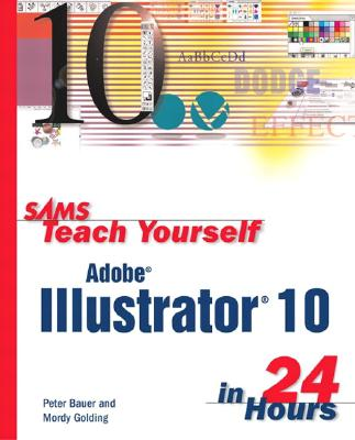 Image for TEACH YOURSELF ADOBE ILLUSTRATOR 10