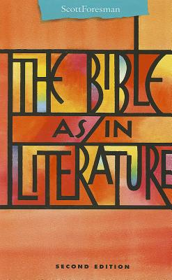 Image for THE BIBLE AS/IN LITERATURE ANTHOLOGY (Points of Departure)