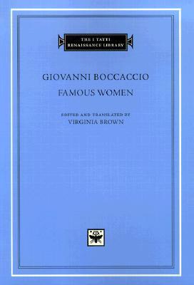 Famous Women, Giovanni Boccaccio