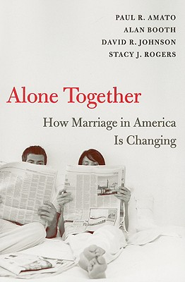 Image for Alone Together: How Marriage in America Is Changing