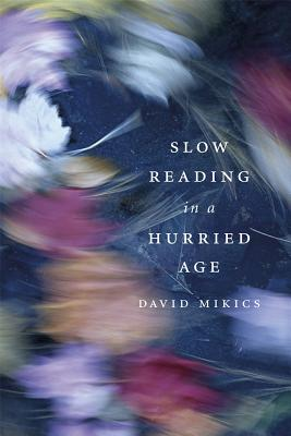 Slow Reading in a Hurried Age, David Mikics