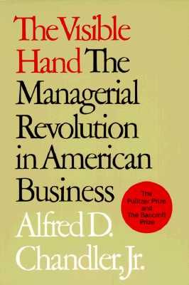 Image for Visible hand: The Managerial Revolution in American Business