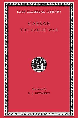 Caesar, I, The Gallic War, Boswell, James