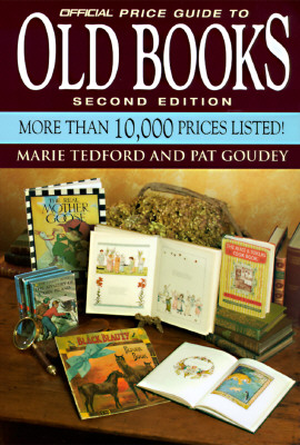 Image for Official Price Guide to Old Books