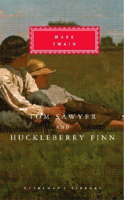 Image for Tom Sawyer and Huckleberry Finn (Everyman Library)