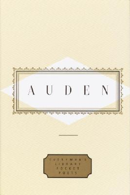 Auden: Poems (Everyman's Library Pocket Poets), Auden, W. H.