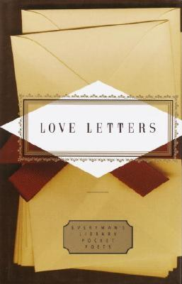 Image for Love Letters (Everyman's Library Pocket Poets Series)