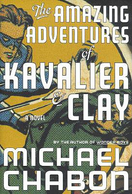 The Amazing Adventures of Kavalier & Clay (signed & dated)