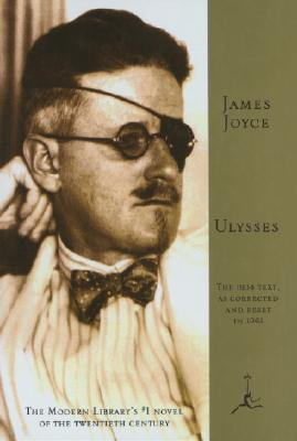 Ulysses (Modern Library), JAMES JOYCE