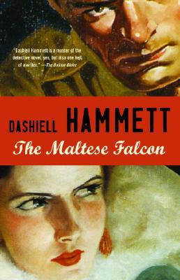 The Maltese Falcon (Vintage Crime/Black Lizard), DASHIELL HAMMETT