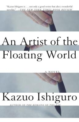 An Artist of the Floating World, Ishiguro, Kazuo