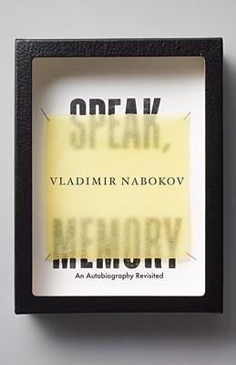 Speak, Memory: An Autobiography Revisited, Nabokov, Vladimir