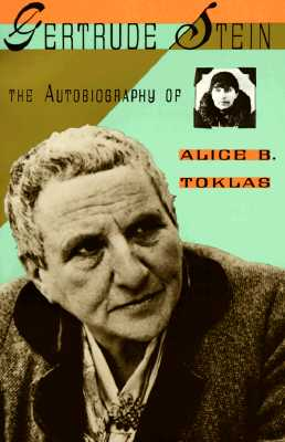 The Autobiography of Alice B. Toklas, STEIN, Gertrude