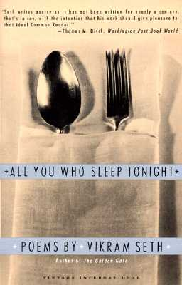 Image for All You Who Sleep Tonight: Poems (First Edition)