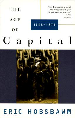 Image for The Age of Capital: 1848-1875