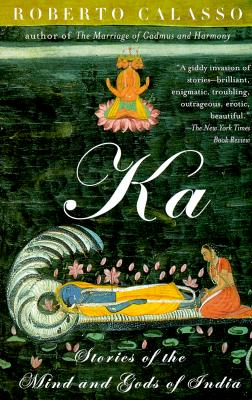 Image for Ka: Stories of the Mind and Gods of India