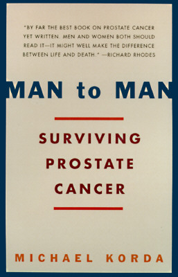 Image for MAN TO MAN : SURVIVING PROSTATE CANCER