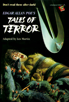 Image for Edgar Allan Poe's Tales of Terror (Step-Up Classic Chillers)