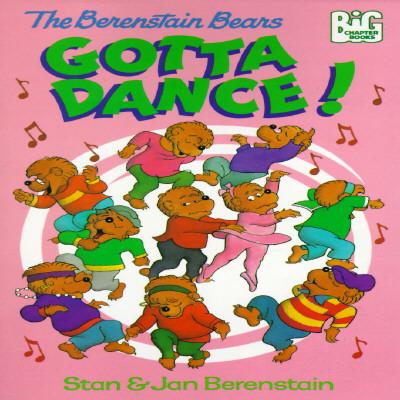 Image for The Berenstain Bears Gotta Dance!