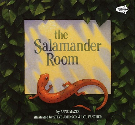 The Salamander Room (Dragonfly Books), Mazer, Anne
