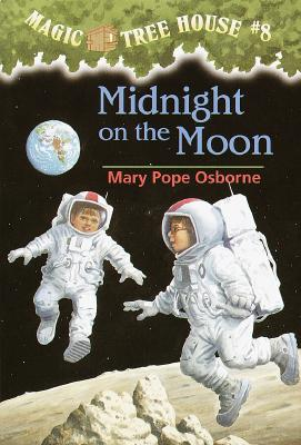 Image for Midnight On The Moon (Magic Tree House 8, paper)