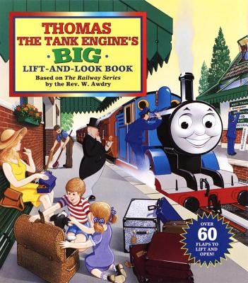Image for Thomas the Tank Engine's Big Lift-And-look Book (Great Big Board Book)