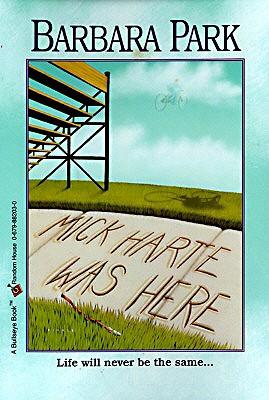 Mick Harte Was Here [Paperback] Park, Barbara