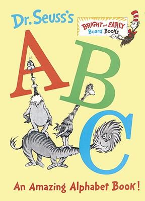 Image for Dr. Seuss's ABC: An Amazing Alphabet Book!