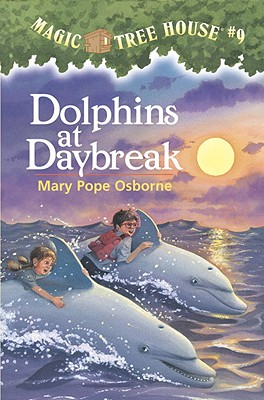 Image for Dolphins At Daybreak (Magic Tree House #9)