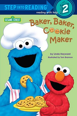 Image for Baker, Baker, Cookie Maker (Sesame Street) (Step into Reading)