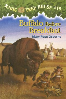 Buffalo Before Breakfast (Magic Tree House 18, paper), MARY POPE OSBORNE