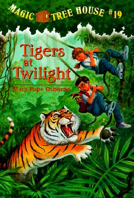 Image for Tigers At Twilight (Magic Tree House #19)