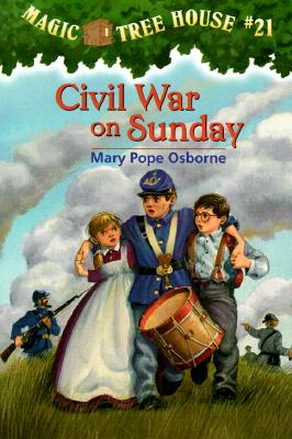 Image for Civil War On Sunday (Magic Tree House 21, paper)