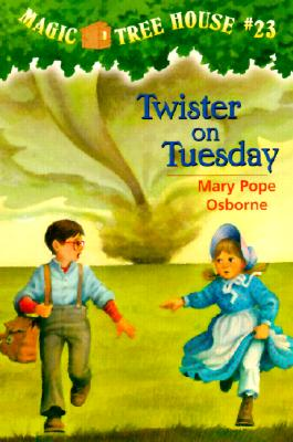 Image for Twister On Tuesday (Magic Tree House 23, paper)