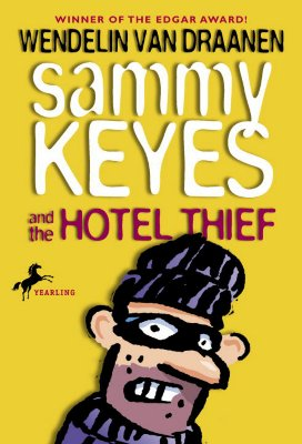 Sammy Keyes and the Hotel Thief, Van Draanen, Wendelin