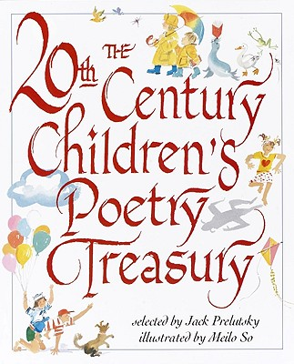 Image for The 20th Century Children's Poetry Treasury