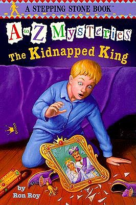 Image for Kidnapped King (A to Z Mysteries)