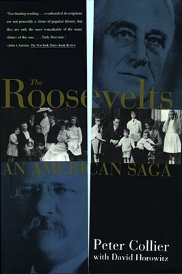 Image for The Roosevelts: An American Saga
