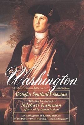 Washington, Freeman, Douglas Southall