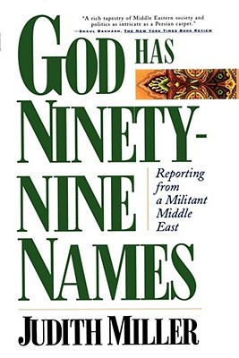 Image for GOD HAS NINETY-NINE NAMES : REPORTING FR